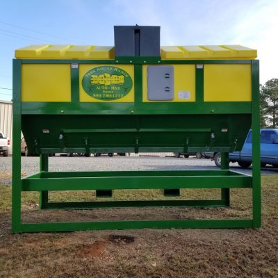 Auto-Max 2020 Solar Cattle Feeders Base Unit